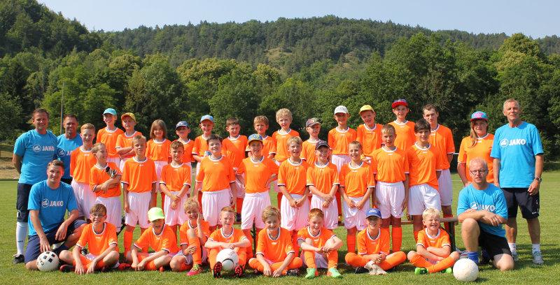 Fußballschule in Creuzburg